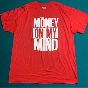 Money on my Mind T-shirt
